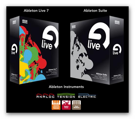 Ableton Suite 8.1.3