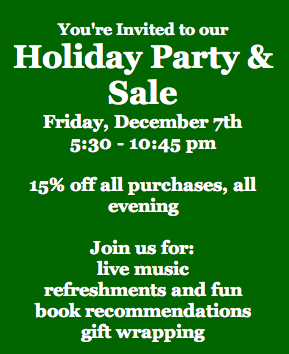 Pegasus Holiday Sale & Party