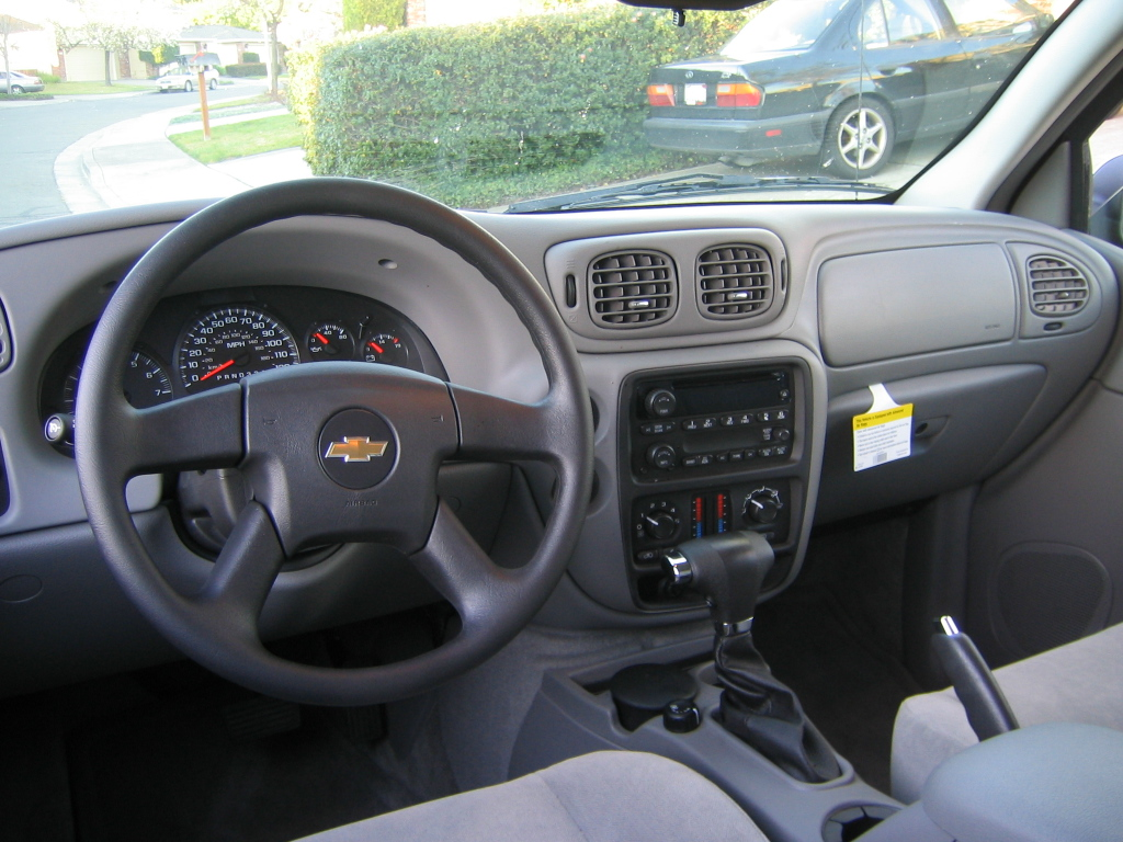 2006 Chevrolet Trailblazer EXT – Lamzgarage.com