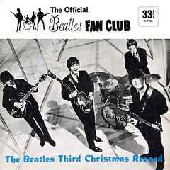 1965 The Beatles Third Christmas Record - Lyntone LYN 948