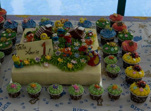 Talia Birthday part 2