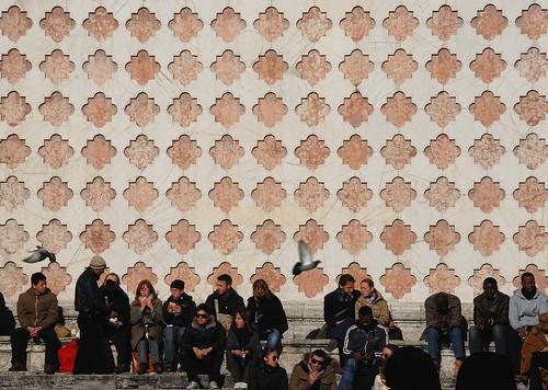 En Perugia al sol