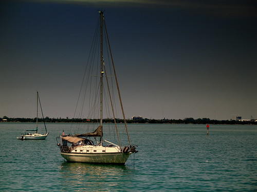 sailboat boat miamibeach