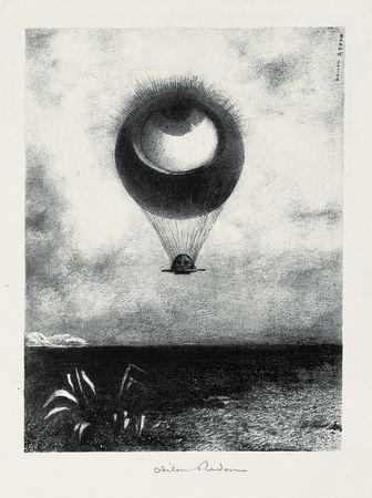 redon - Eye in a Balloon
