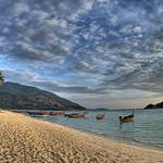 Morning Light In Koh Lipe