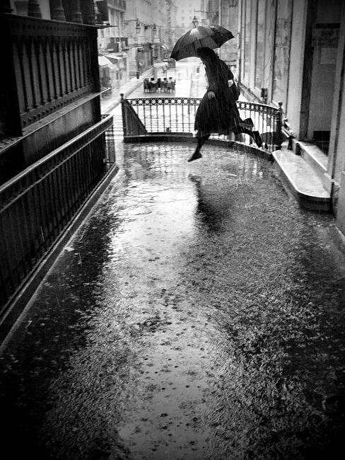 Wet jump