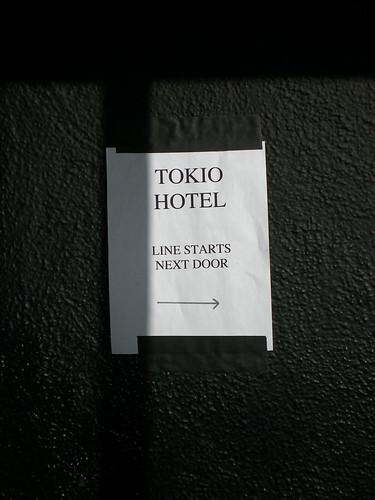 Tokio Hotel, 2/15/08