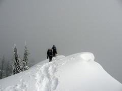 Mt. Catherine summit