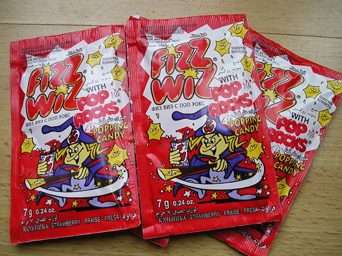 Remember popping candy??