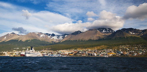 Ushuaia, Tierra del Fuego Argentina.