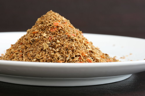 A Mountain of Ground Spices