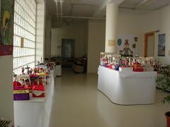 Exposición de pasos del CEIP El Manantial