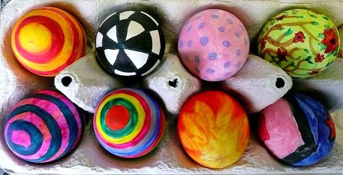 Ostereier - Easter Eggs