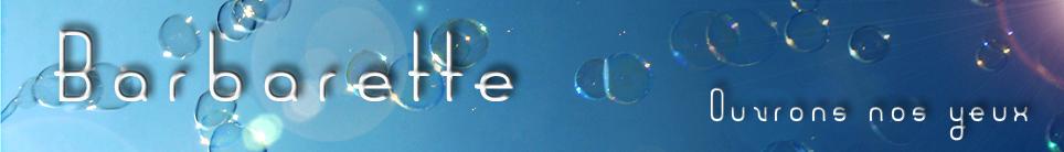 bannière bulles