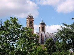 Santa Maria di Betlem, Sassari (felisopus) Tags: italy italia maria chiesa campanile cupola santamaria sassari italie betlem santamariadibetlem