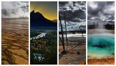 Autumn Memories (James Neeley) Tags: autumn fall nature landscape yellowstonenationalpark yellowstone grandtetons tetons hdr grandtetonsnationalpark yellowstonepark jamesneeley