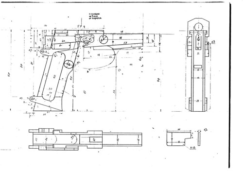 colt ar- cad files  boiler handbook guide rev 1! found on bing from?  magazine by john in m ar ar rifle blue prints plans drawings