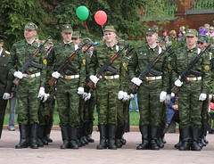 2005 (Eugene Savenko) Tags: may victory parade soldiers russian 9th veterans    ramenskoye