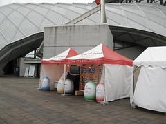 080419 日本水泳選手権 東京五輪招致
