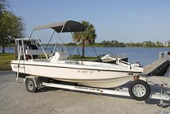 Renegade Flats Boat