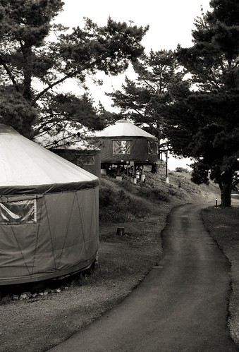 B&W Yurt Village