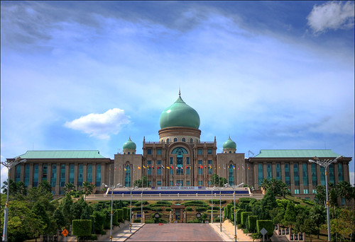 putrajaya PM office HDR
