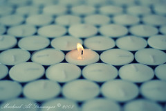 Light One Small Candle (Mashael Al-Shuwayer) Tags: light digital canon eos 50mm candle darkness confucious 400d superbmasterpiece mashael alshuwayer