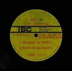 Led Zeppelin Acetate (daevideo) Tags: jimmypage leszeppelin