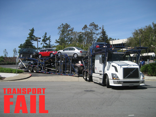 Transport FAIL