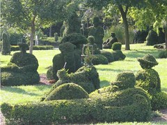 Topiary Park in Columbus (by: JJ Photo)
