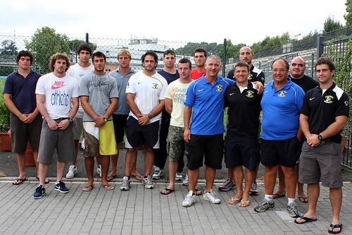 Presentazione Rugby Roma-foto Fama
