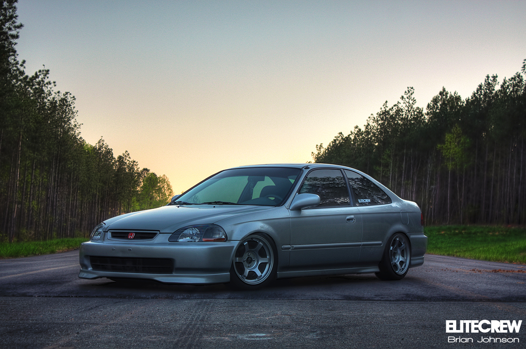 One Clean Honda Civic Stancenation Form Gt Function