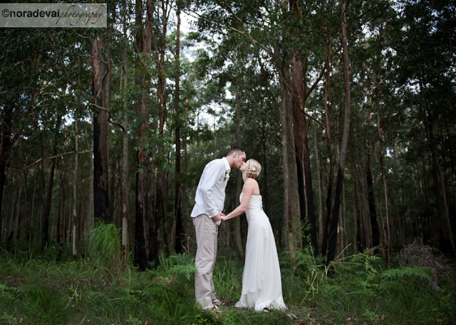 Jervis Bay Beach wedding 157