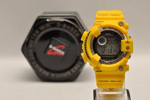 G Shock Retro Frogman