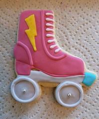 Barbie's skate