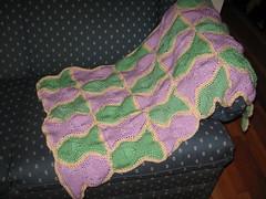 fish blanket