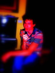 Red Frank (*Tom [luckytom] ) Tags: tom edited photoshopped francesco ctm favcol luckytom