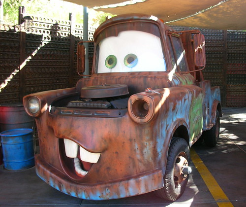 Real Tow Mater