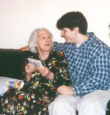 Mike and Grandma