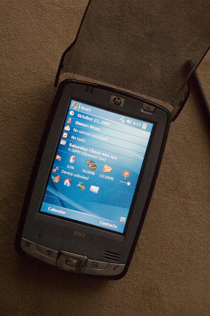 PDA, Round 3