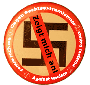 Gegen Nazi Logo