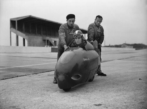 1951 200km/h lambretta