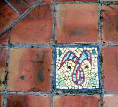 tile #5 (gallmese) Tags: ireland dublin texture tile pattern pavement eire dublincastle artisticexpression imagepoetry dubhlinngardens flickrgold anawesomeshot