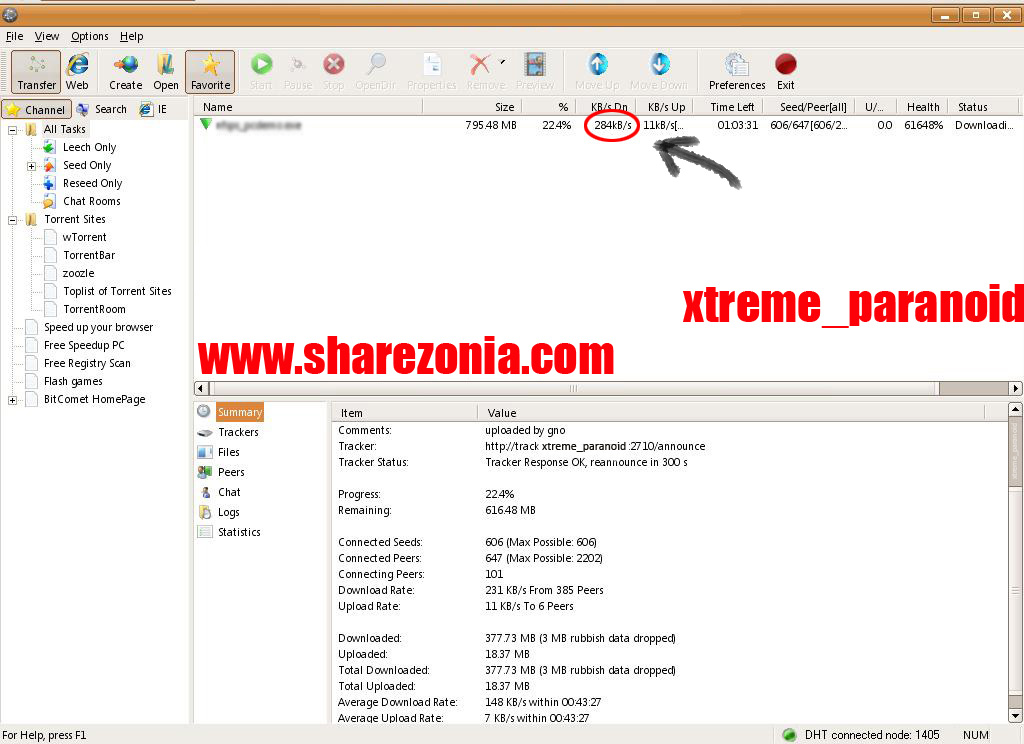 Fastest Torrent | KHAiRUL.iNFO » Blog