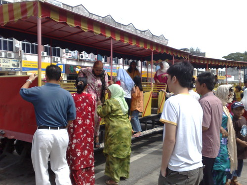 Bukit Melawati tram.