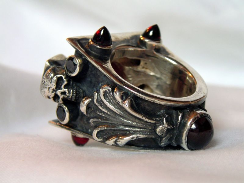 Rococo ring 1. Published by admin at 4:28 pm under Silver Jewelry