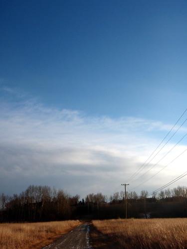 Sky Over 3400 KM