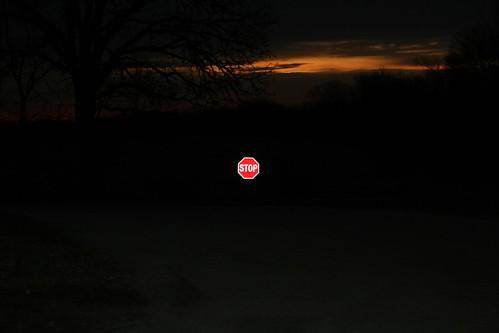 Sunrise at Deer Run