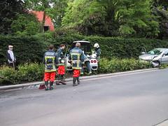 Ferrari crash (vindesign) Tags: crash 360 ferrari spyder modena passat kalmthout beauvoislaan