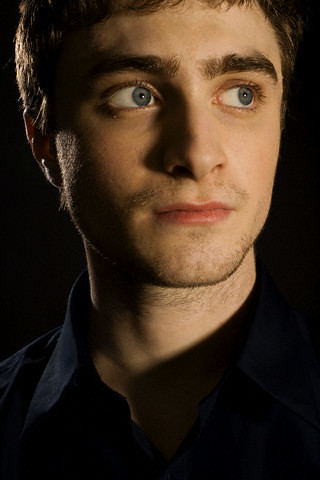 Daniel Radcliffe es Harry Potter